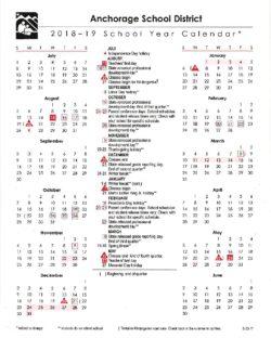 ASD 2018 19 calendar   Anchorage Montessori